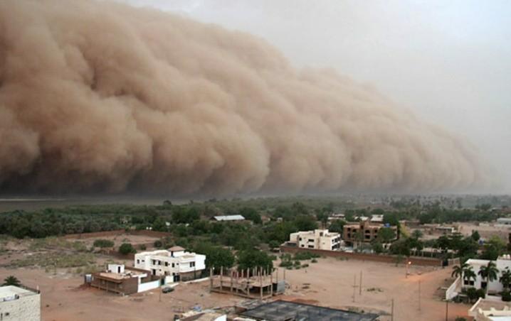 ¿Sabes cómo protegerte del Polvo de Sahara en Cancún?, Entérate qué hacer