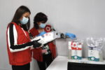 Reina Letizia hace frente al coronavirus con voluntariado en la Cruz Roja
