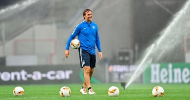 Sevilla defiende el honor del futbol español ante el Inter de Milán