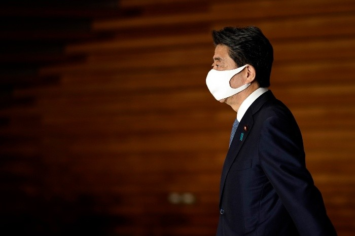 Shinzo Abe renuncia como primer ministro de Japón
