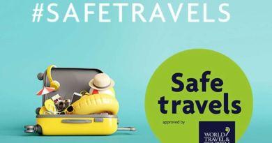 """Cancún, y cuatro destinos reciben sello """"Safe Travels"""""""