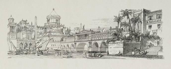 Дворцы Александрии, рис. 1878