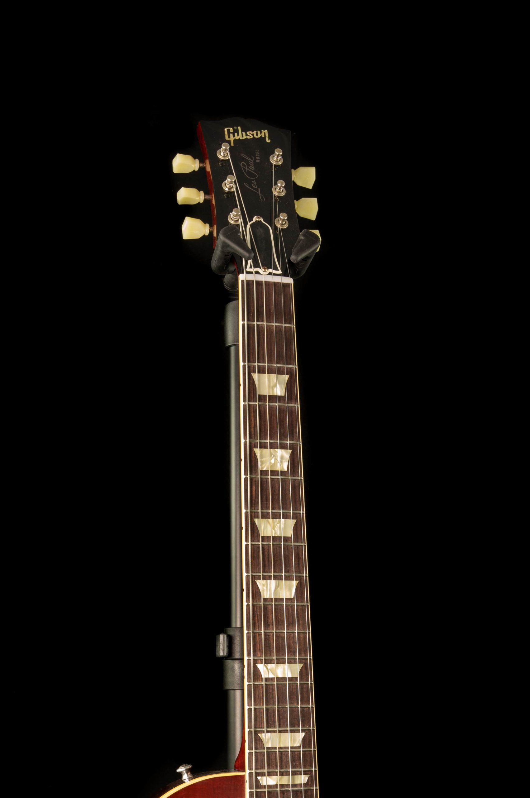 Gibson Murphy Lab 1958 Les Paul Standard in Washed Cherry Sunburst Ultra Light Aged
