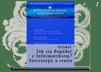 Jak się dogadać z Informatykiem? Stereotypy a realia