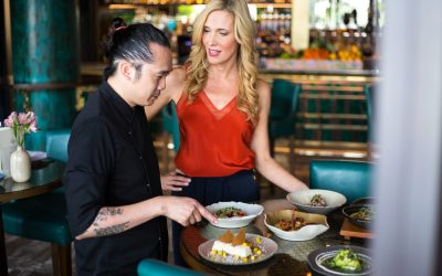 Restaurant Spotlight: In the kitchen with Coya – part II