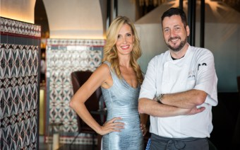 ruya, lidijas kitchen, chef colin, dubai restaurant, places to eat dubai