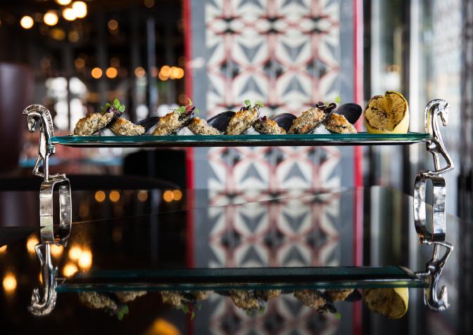 Stuffed Turkish Mussels (Midye Dolma)