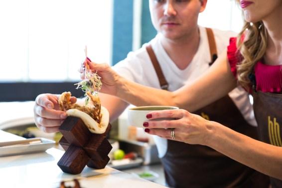 Lidija's Kitchen Spotlight, BB Restaurant Dubai, UAE, Head Chef Alex Stumpf, restaurant, DIFC Dubai