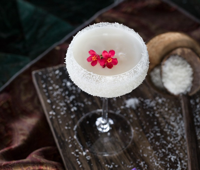 "MASTI""s Coconut Daiquiri – A Cocktail Recipe"