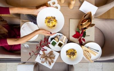 Winter Truffle Tagliatelle – New Year's Eve with Il Borro