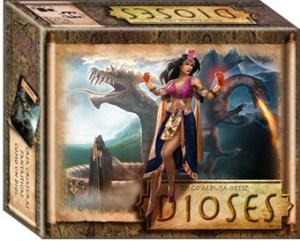 Neue Spiele aus Lateinamerika: Senda Zen, Dioses und andere