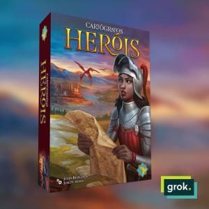 Cartógrafos: Herois