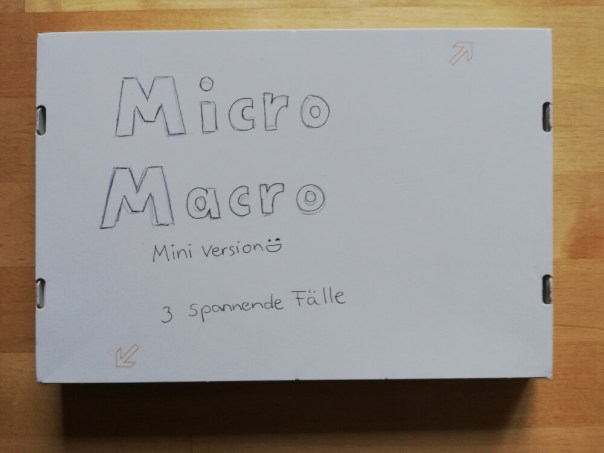 MicroMacro (Marke Eigenbau)