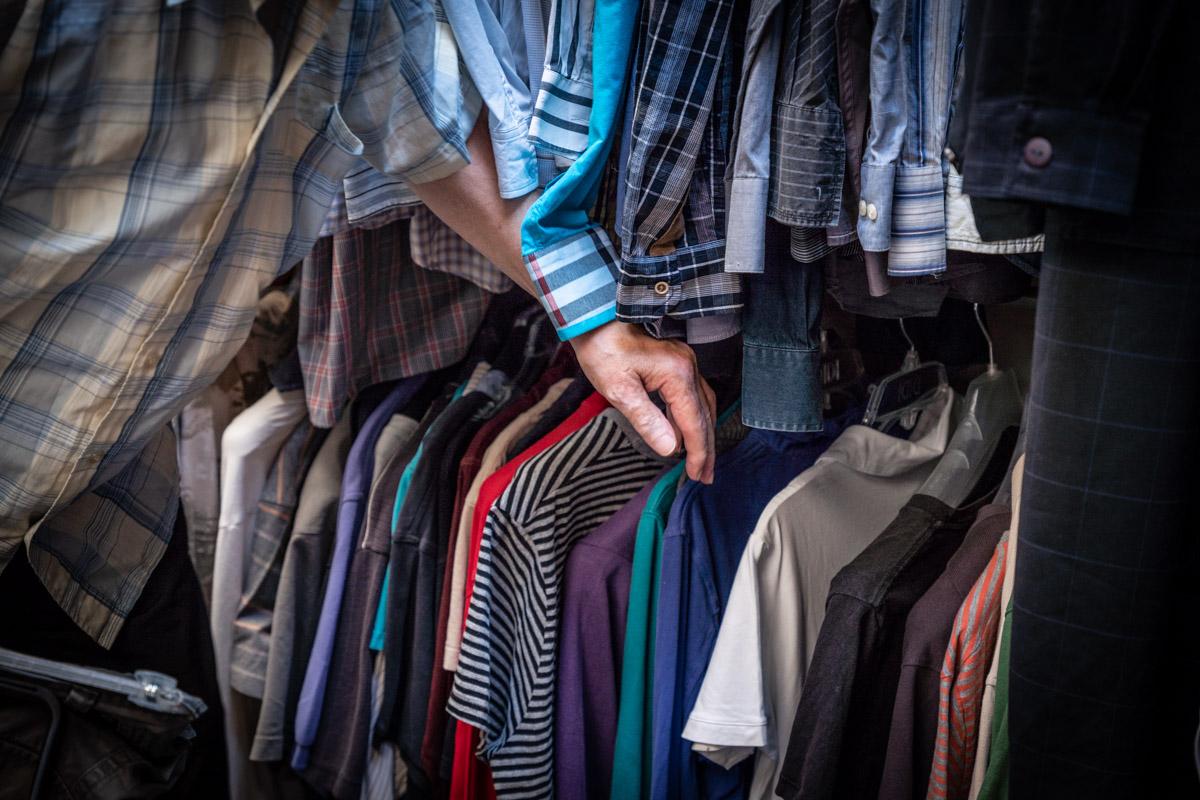 ruilwinkel kleding hand goes Zierikzee fotografie