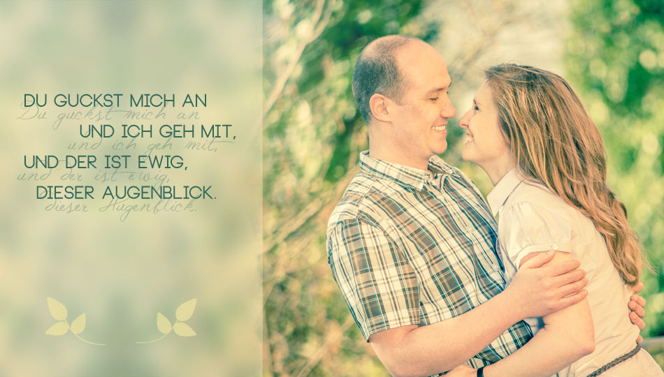 Engagement-Shooting in Düren