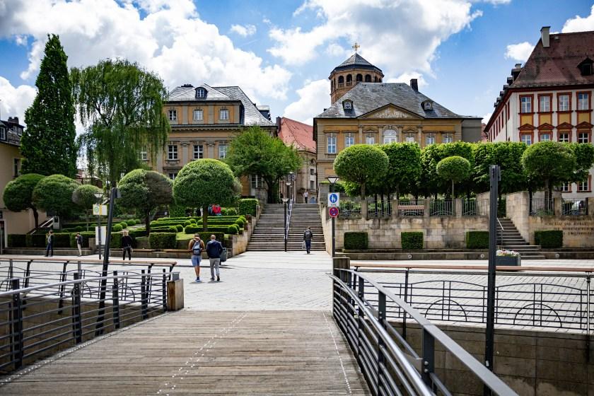 Bayreuths Innenstadt
