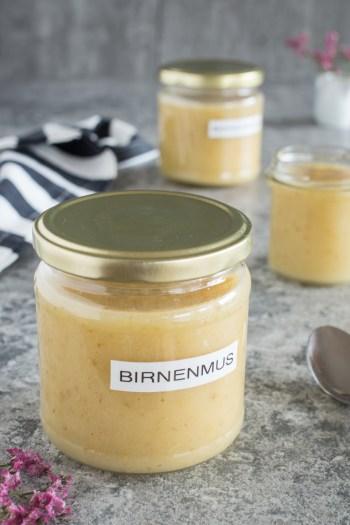 Birnenmus einkochen - So geht's! Eine einfache Anleitung.
