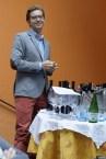 Tessiner Weindgustation mit dem Capo