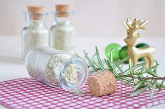 Geschenkidee: Oliven-Rosmarin-Salz
