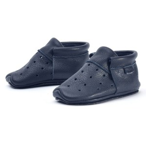 Lieblinge Barfuß Lauflernschuhe. Ökologisch, anatomisch, ergonomisch, gesund, fußform, made in Germany, deutschland, Airies, Ökoleder, naturleder, marine, navy