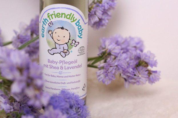 Lavendel Pflege Baby