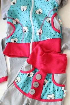 Mode für Kinder, individuelle Kindermode,