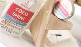 Kokos, aber auch mit Kaffee, Shea- und Cupuaçubutter