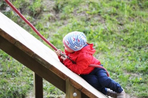 Bald bist Du ein richiges Kindergartenkind im Waldkindergarten - Gedanken einer Mutter zu einem nicht gängigen Kindergartenplatz.