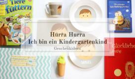 Geschenkidee Kindergarten