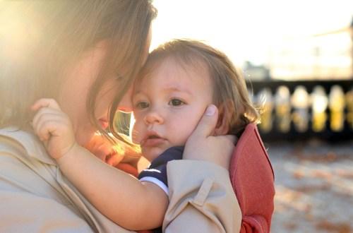 Was tun wenn die Kraft einer Mutter schwindet?