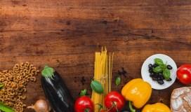 Wochenplan für die ganze Familie ein Essensplan mit abwechslungsreichen und saisonal leckeren Gerichten