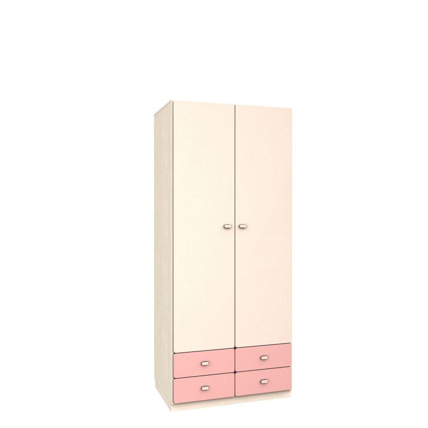 Zartes Pastellrosa mit weiß kombiniert. Ein Traum, findet ihr nicht?