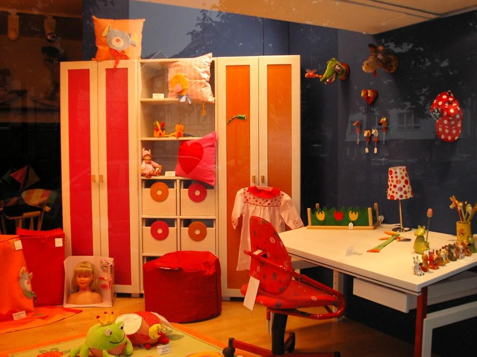 Kinderzimmer Trends Entwicklung