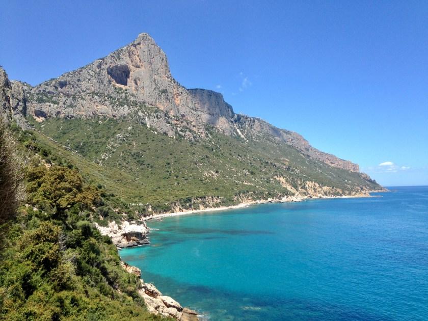Küste bei Arbatax