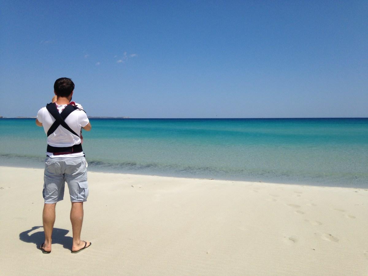 Schönster Strand auf Sardinien - Traumstrand, Lagune und Flamingos