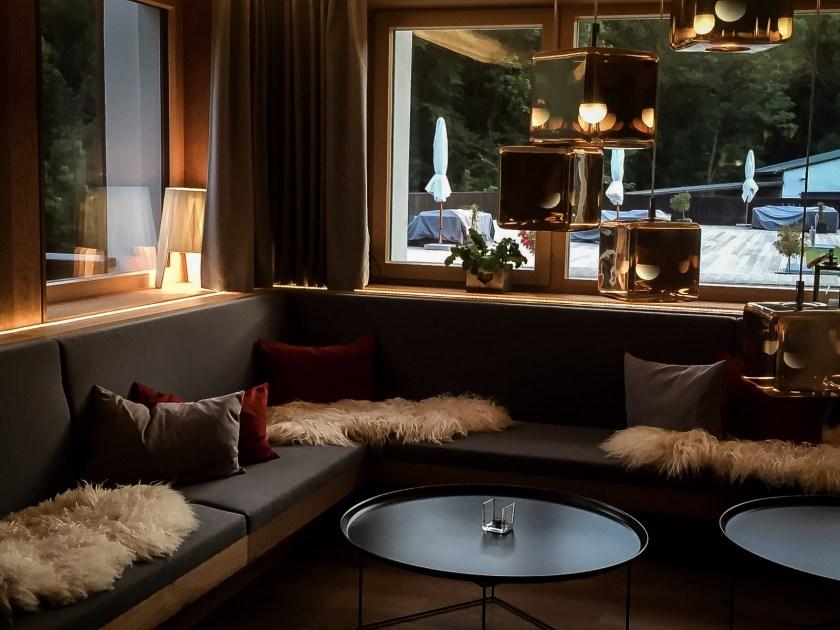 Interior im Graseck Hotel