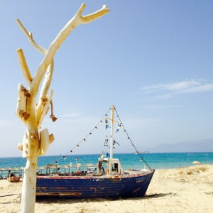 Naxos Plaka Beach