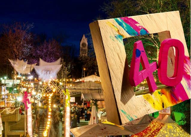 Schwabinger Weihnachtsmarkt (Bild: Homepage)