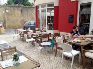 Nettes Café in Lagos
