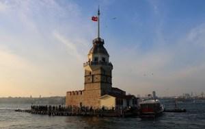 Mädchenurm und Bosporus