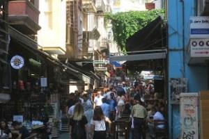 Straßen in Kadiköy