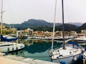 Marina on Mallorca