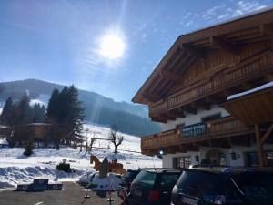 Berggasthof Hinterreit