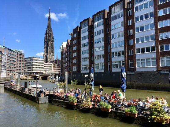 Hamburg tips Ti Breizh on the water