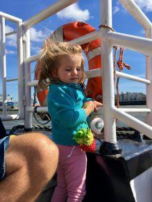 Hafenrundfahrt mit Kindern