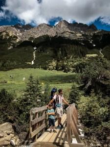 Wanderung zur Latschenhütte