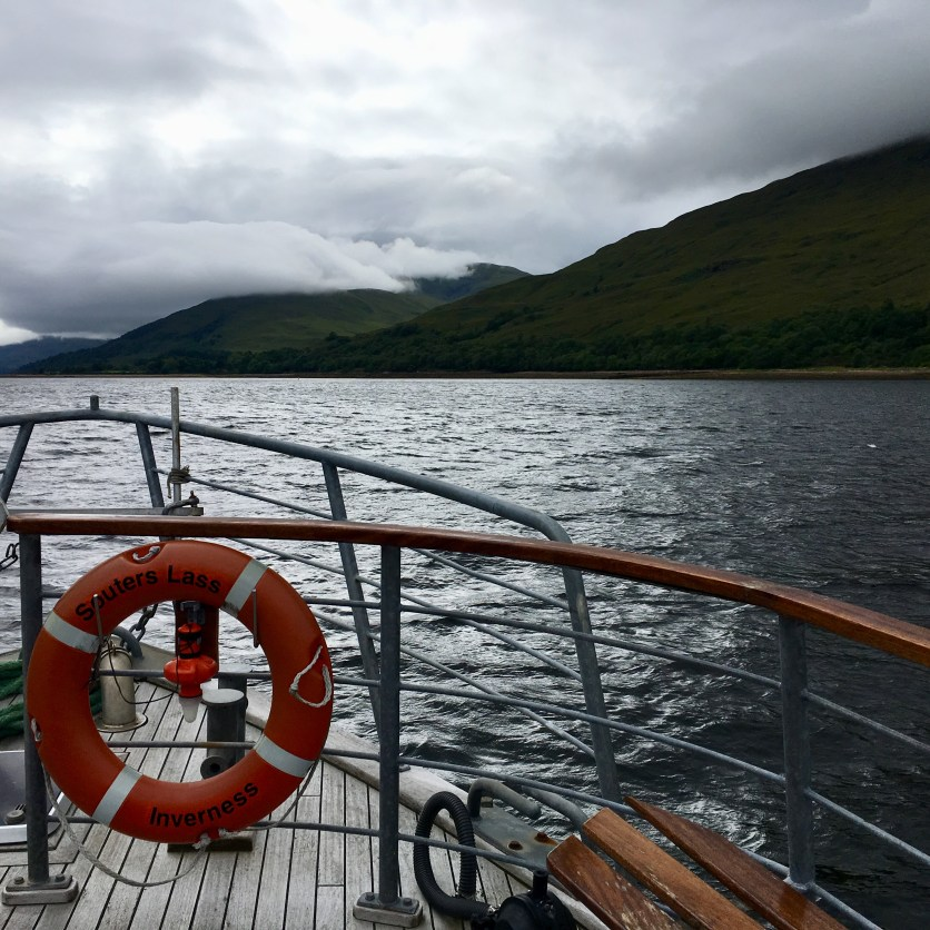 Fort William Schottland Crannog Schifffahrt