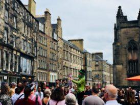 Jugglers Edinburgh Festival