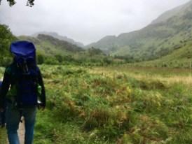 Wanderung Glen Nevis