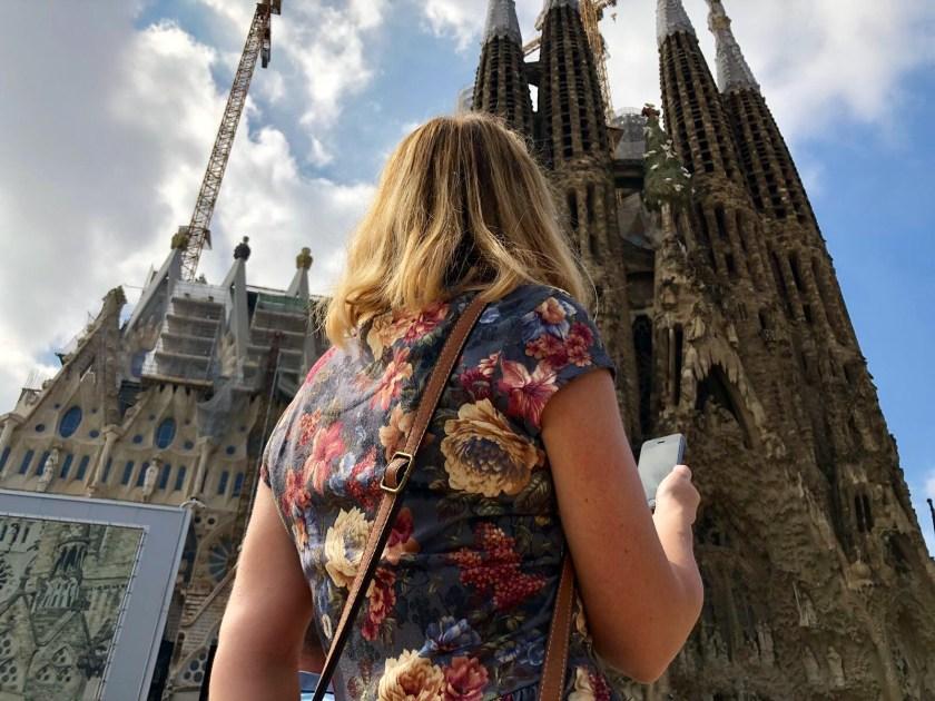 Barcelona erkunden mit der Babbel-App